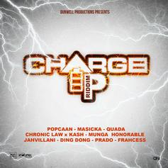 "Popcaan's ""Nah Run"" Stands Tall On Dunwell's ""Charge Up"" Riddim Pack"