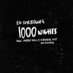 "Meek Mill & A Boogie Wit Da Hoodie Link Up With Ed Sheeran For ""1000 Nights"""