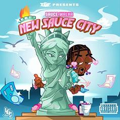 "Sauce Walka Does What He Does Best On ""New Sauce City"""