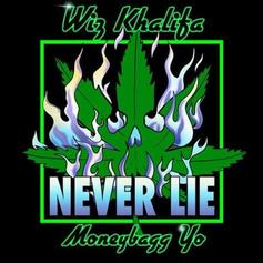 """Wiz Khalifa & Moneybagg Yo Connect On New Song """"Never Lie"""""""