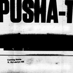 """Pusha T & Lauryn Hill Give Hope To The Incarcerated On """"Coming Home"""""""