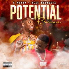 "Blac Youngsta Joins C-Money On ""Potential"" Remix"