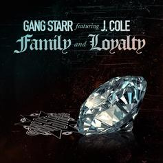 "J. Cole Features On Gang Starr's Surprise New Single ""Family & Loyalty"""