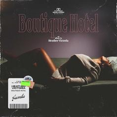 "Heather Victoria Recruits 9th Wonder, Big K.R.I.T. & More On ""Boutique Hotel"" Album"