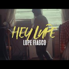 "Lupe Fiasco's ""Hey Lupe"" Officially Arrives 15 Years Later"