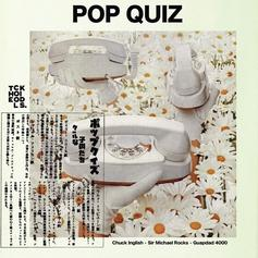 "The Cool Kids & Guapdad 4000 Link Up For ""Pop Quiz"""