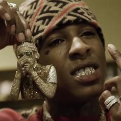"""NBA YoungBoy Flexes With His Squad In """"Bring 'Em Out"""" Visual"""