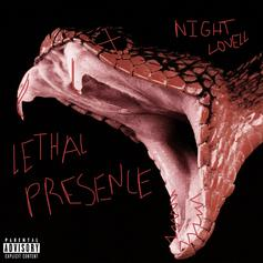"Night Lovell Drops Off The Sinister ""Lethal Presence"""