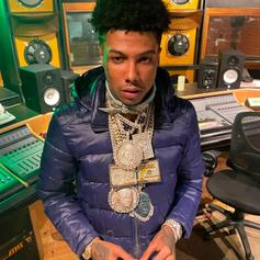"Blueface Does It For The 'Gram On ""Go Viral"""