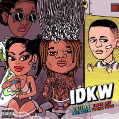 "Rvssian Calls Upon Swae Lee, Young Thug, & Shenseea For Dancehall-Themed Hit ""IDKW"""