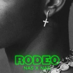 "Lil Nas X & Nas Premiere ""Rodeo"" Remix At Grammys"