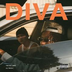 """The Kid LAROI. Goes Back & Forth With Lil Tecca For """"Diva"""""""