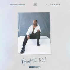 """K. Forest Kicks Off A New Campaign With """"Against The Wall"""""""
