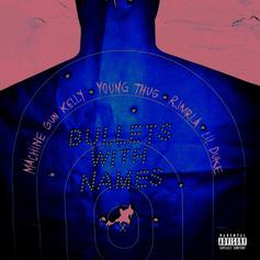 """Machine Gun Kelly & Young Thug Get Back To Bars """"Bullets With Names"""""""