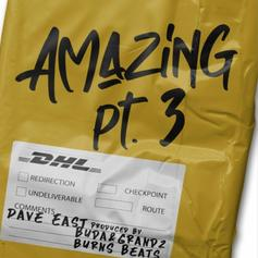 "Dave East Is Pure Bars On ""Amazing Pt. 3"""