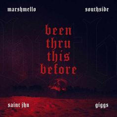 "Marshmello, Southside, Giggs & Saint Jhn Come Together On ""Been Thru This Before"""