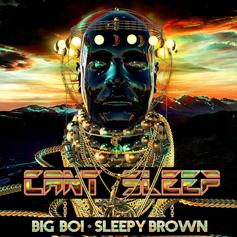 "Big Boi & Sleepy Brown Reunite On ""Can't Sleep"""