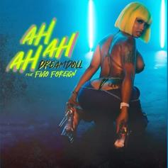 """DreamDoll Calls On Fivio Foreign To Deliver Drill-Laced """"Ah Ah Ah"""""""