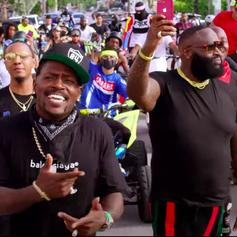 """AB Grabs Rick Ross For The """"Whole Lotta Money"""" Remix"""