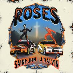"""SAINt JHN Elects J Balvin To Join Him On Another """"Roses"""" Remix"""