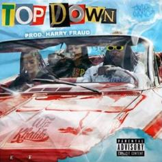 """Wiz Khalifa Cruises With His """"Top Down"""" On Single Prod. By Harry Fraud"""