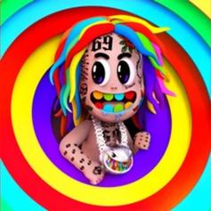 """6ix9ine Teams Up With Lil Ak For Energetic Track """"GATA"""""""