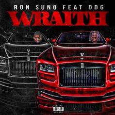 """Ron Suno & DDG Speed Off In Style On """"Wraith"""""""