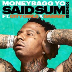 "Moneybagg Yo Returns With ""Said Sum (Remix)"" Ft. DaBaby & City Girls"