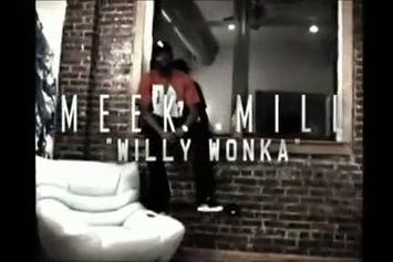 "Meek Mill ""Willy Wonka"" Video"