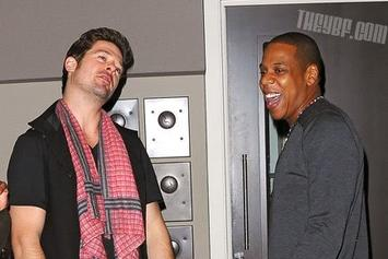 Robin Thicke Compare Beyoncé and Jay-Z To Fine Wine