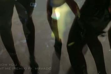 "Ne-Yo Feat. Mavado ""I Know U Want Me (Remix)"" Video"
