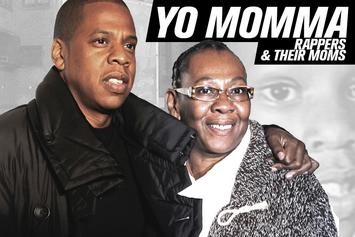 Yo Momma: Rappers & Their Moms