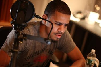 """J. Cole Says Rumored Tracklist For """"Born Sinner"""" Is False & Speaks On """"Crooked Smile"""" With TLC"""