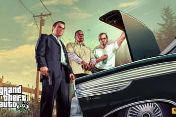 "Grand Theft Auto ""Grand Theft Auto V: Official Gameplay Video"" Video"