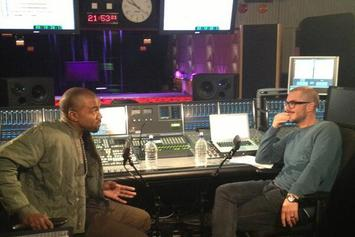 Kanye West To Appear On BBC Radio 1's The Zane Lowe Show Next Week