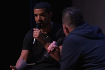 Drake's CRWN Interview Ep. 1: NWTS, Rivals & Idols