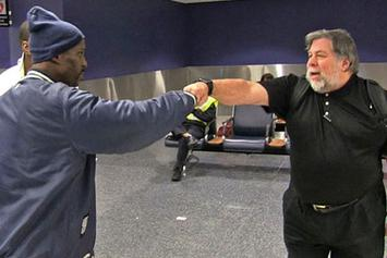 DMX Awkwardly Introduced To Steve Wozniak