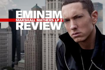 """Review: Eminem's """"Marshall Mathers LP 2"""""""