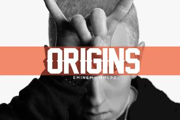 "Origins: The Samples From Eminem's ""The Marshall Mathers LP 2"""