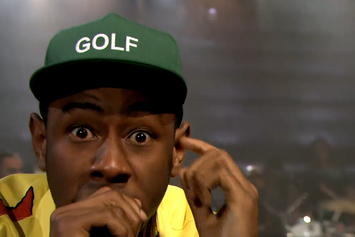 """Tyler, The Creator Writes Gushing Letter About """"Camp Flog Gnaw"""" & Performance With Kanye West"""