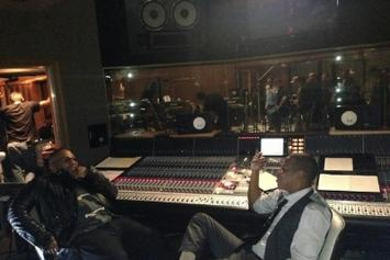 """Timbaland Feat. Jay Z & J-Roc  Work On """"Bounce"""""""