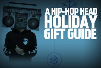 A Hip-Hop Head Holiday Gift Guide