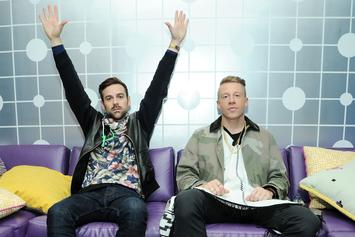 Macklemore & Ryan Lewis Working On New Music
