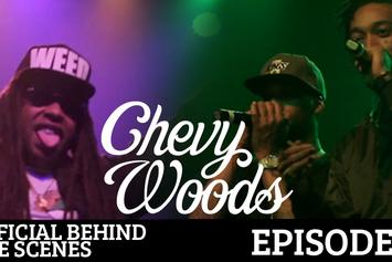 Chevy Woods on The Smokers Club Tour - Behind-The-Scenes (Episode 6)