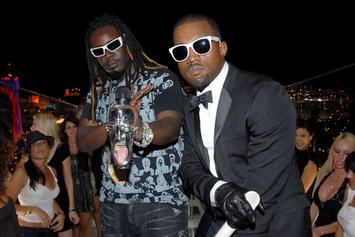 "T-Pain Claims Kanye West Wrote a Diss Record About Him During an ""808s & Heartbreak"" Session"
