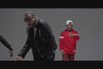 "BTS Of Mack Wilds' ""Henny (Remix)"" Feat. French Montana, Mobb Deep & Busta Rhymes"