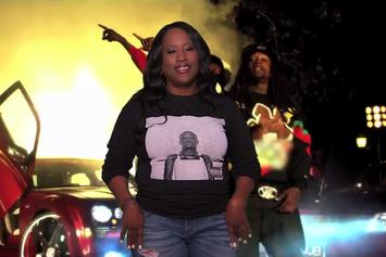 """YG's Mother Reads """"Toot It And Boot It"""" Lyrics On Kimmel"""