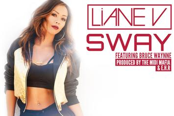 "Liane V Feat. Bruce Waynne ""Sway"" Video"