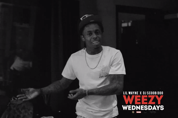 """Lil Wayne Previews New Song """"Side Bitch"""" In Weezy Wednesdays"""
