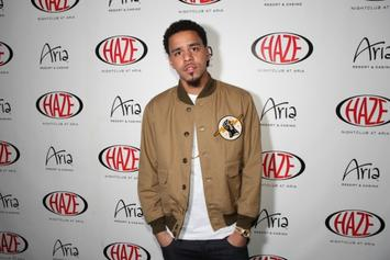 "J. Cole Recalls Appearing On MTV's ""My Super Sweet Sixteen"" In 2006"